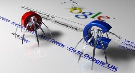 Spiders Google
